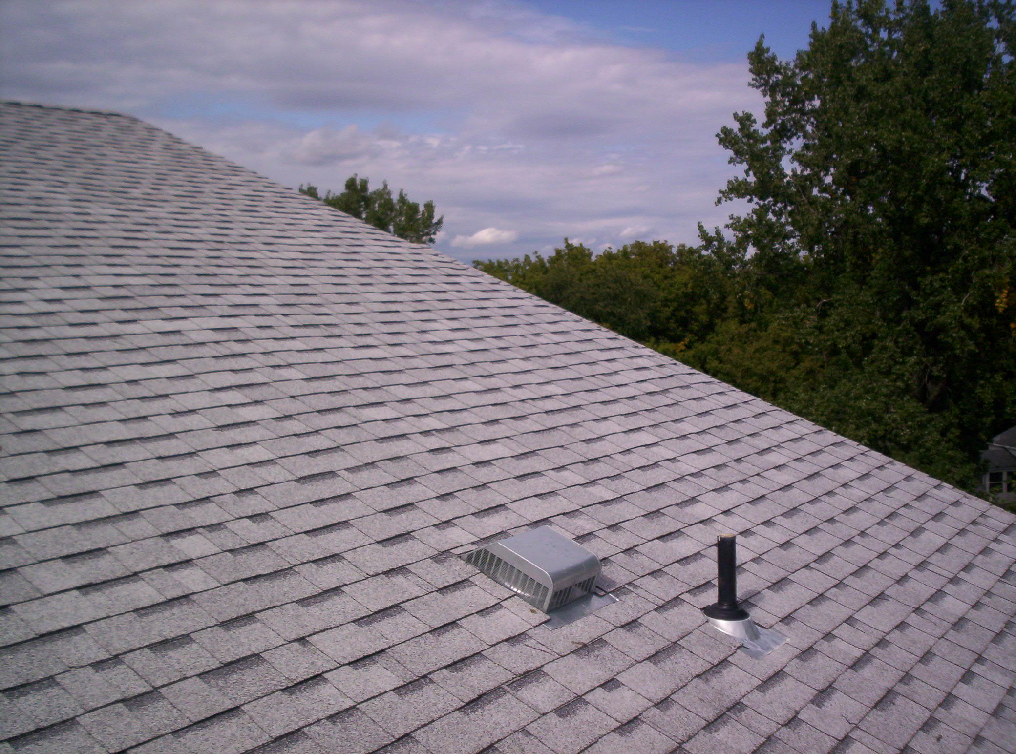 Twin Cities Commercial Shingle Roof Repair Installation